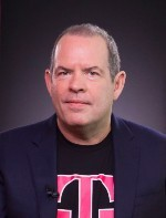 T-Mobile's Braxton Carter joined the company in 2013 via its acquisition of MetroPCS. (Source: T-Mobile)