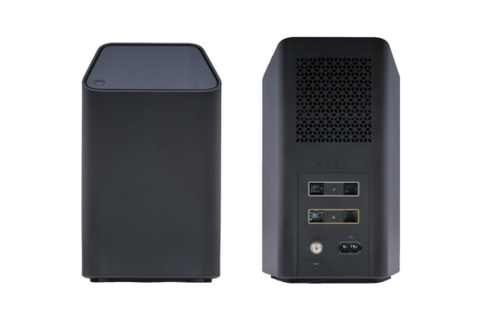 Shaw offers BlueCurve Gateway models from CommScope and Technicolor, products that stem from the cable operator's syndication deal with Comcast.