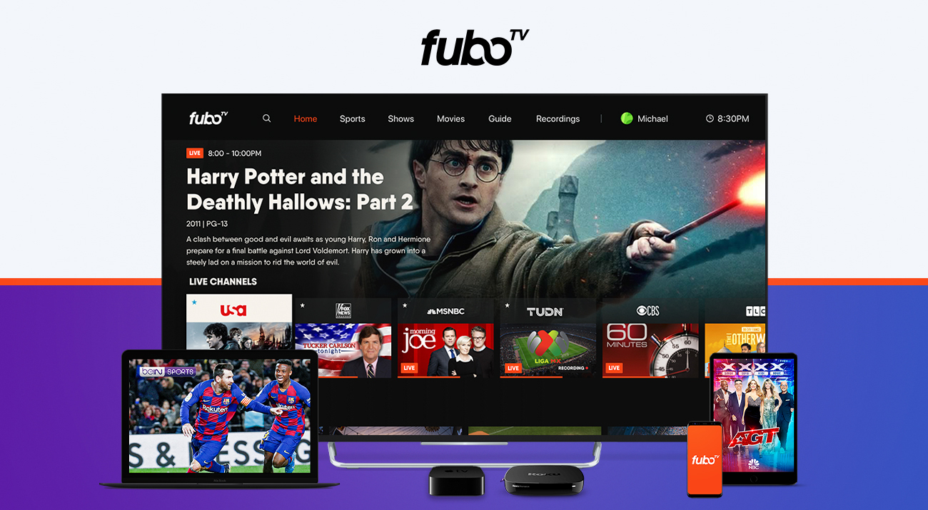 After starting out as a sports-oriented streaming service, fuboTV has evolved to become an OTT-TV service with a broader lineup of entertainment and news channels ... and higher prices.