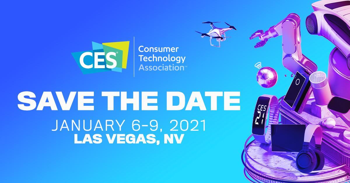 The dates for CES 2021 will remain the same, but the location has changed – from Las Vegas, to a web browser near you.