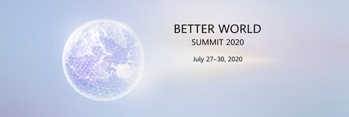 For more information about the Better World Summit 2020, click here.