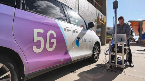 Cruise control: Telstra has speeded up towards the 5G finish line – with rising prices bringing up the rear.  (Source: Telstra)