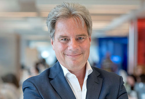 Wind Tre CEO Jeffrey Hedburg saw business suffer as Iliad took its low-cost strategy into Italy.