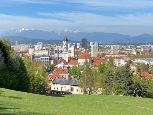 Somewhere in Slovenia.