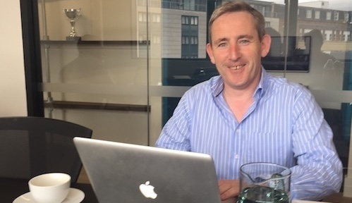 Openet's previously outspoken Niall Norton, now possibly muzzled at Amdocs.