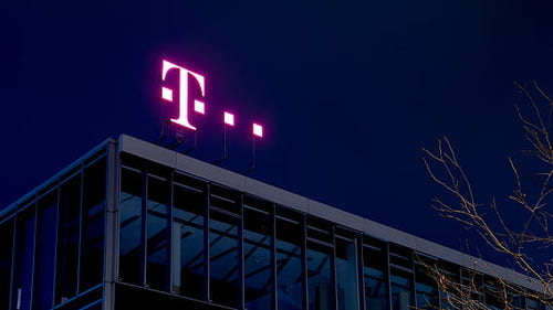 Dark days for staff at T-Mobile.