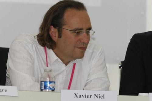 French tech titan Xavier Niel.   (Source: MEDEF, CC BY-SA 2.0.)