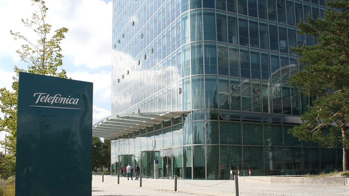 Cease and desist: The ECJ has told Telefonica not to hide behind customer choice. (Source: Telefonica)