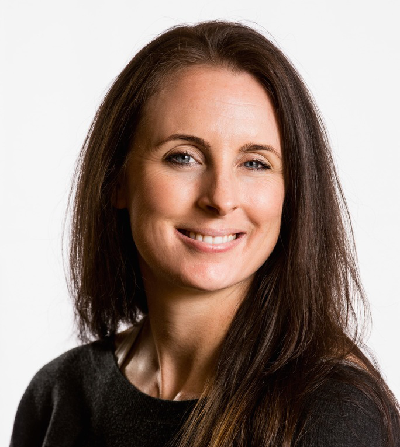 Anna Claiborne is SVP of engineering and product and co-founder of PacketFabric. (Photo source: PacketFabric)