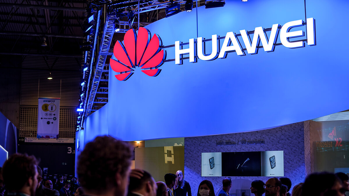 On show: Huawei came out swinging at the launch of its new cybersecurity center.   (Source: Karlis Dambrans on Flickr CC 2.0)