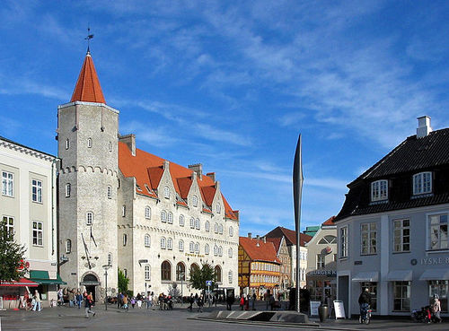 Aalborg: Smarter than your average Nordic municipality (Source:  Tomasz Sienicki under Creative Commons)