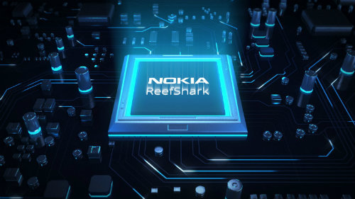 Fish and chips: Nokia's ReefShark product range was floundering for a while.
