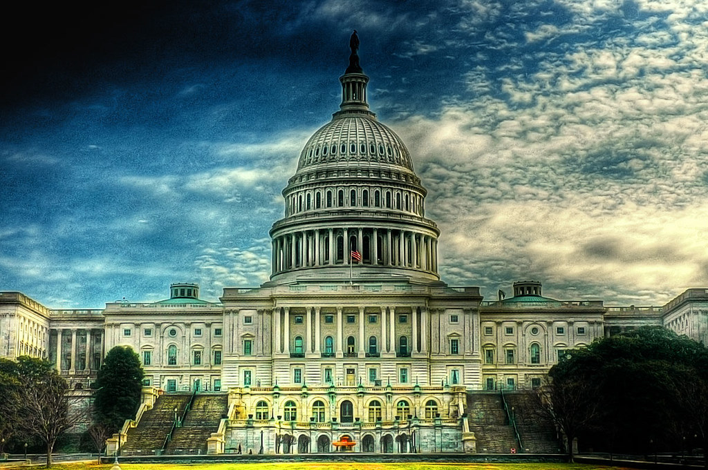 (Source: 'US Capitol' by BlankBlankBlank is licensed under CC BY 2.0)