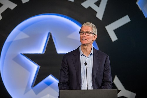 Apple CEO Tim Cook is no Steve Jobs but his business is worth an astronomical $2 trillion.