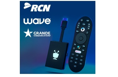 With the TiVo Stream 4K, RCN, Wave and Grande are offering a new video streaming option to broadband-only customers.