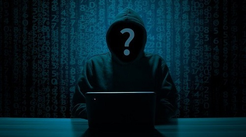 Beware the faceless hoody-wearing hacker with a penchant for binary code wallpaper. (Image by B_A from Pixabay)