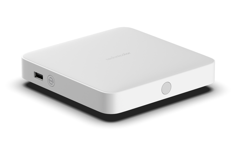 Technicolor says the new broadcast stack capabilities will work with existing Android TV boxes, including its Jade-branded device.