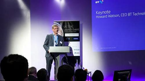 BT's Howard Watson has picked traditional suppliers Ericsson and Nokia for his 5G upgrade.