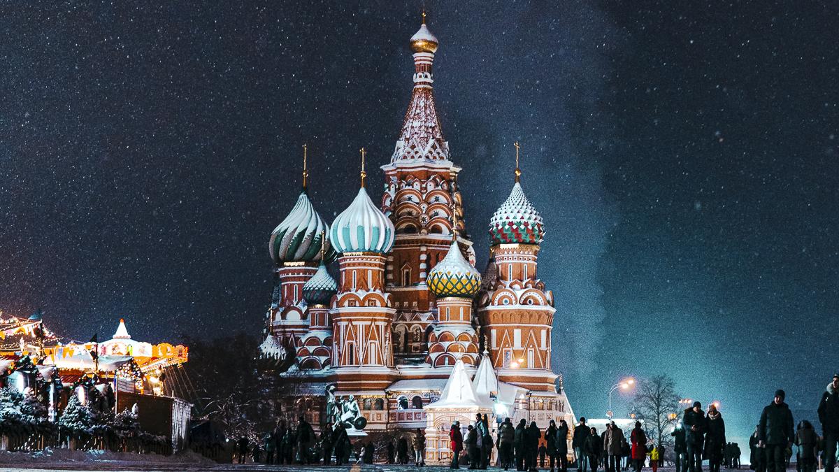 Russian roulette: Russia is VEON's biggest market.  (Source: Nikita Karimov on Unsplash)