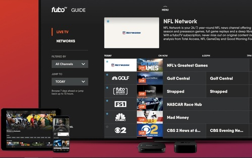 FuboTV has plans to add a complementary online sports wagering service to its streaming TV platform.