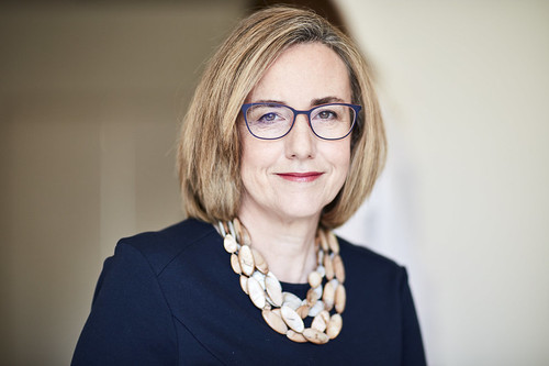 Vodafone's Margherita Della Valle says the pandemic is supporting digitalization.