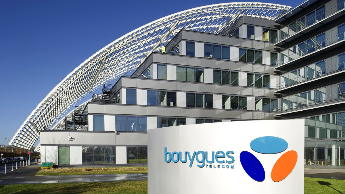 Future forward: Bouygues has announced it will launch 5G on December 1 2020, during Q3 results.  (Source: Bouygues)