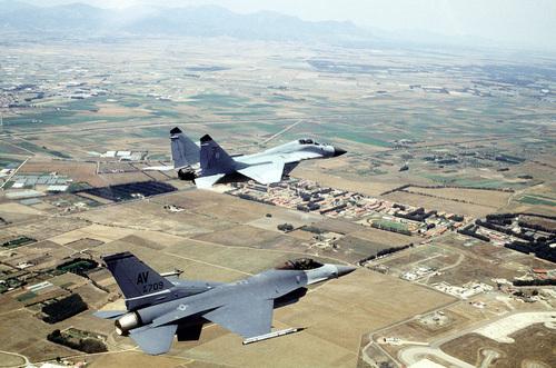 Could Russian 5G interfere with NATO warplanes?