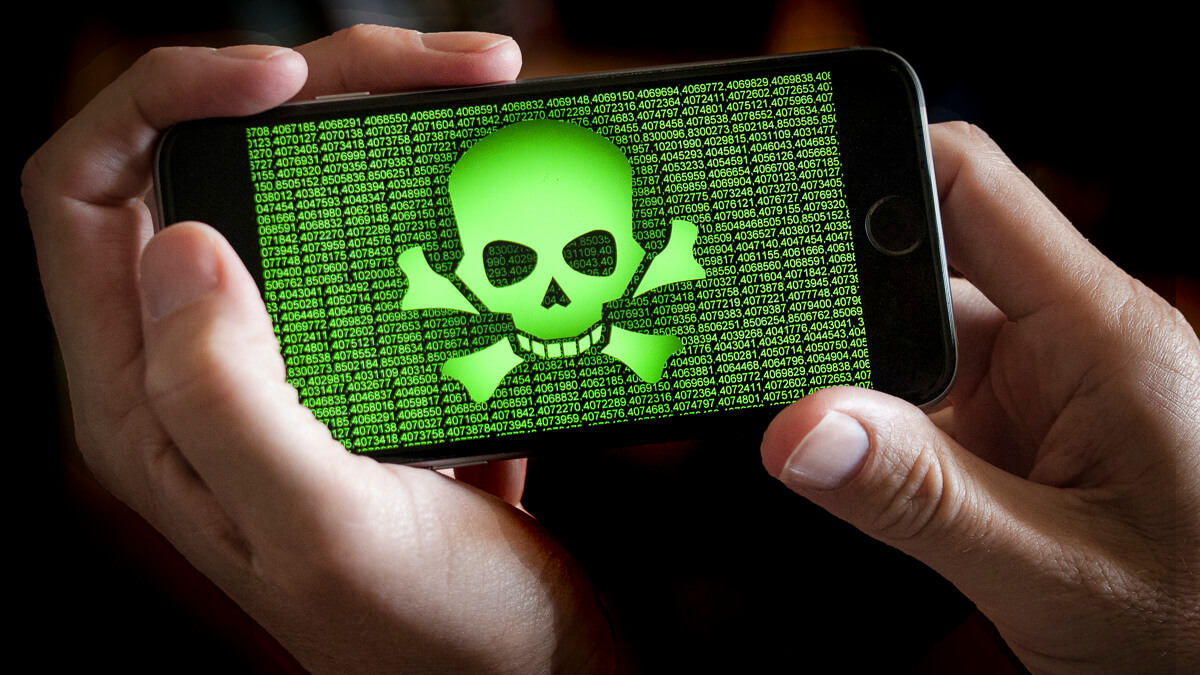 Peak 2020: The global pandemic has also caused a worldwide spike in mobile malware - with Asia at the center. (Source: Blogtepreneur on Flickr CC2.0)