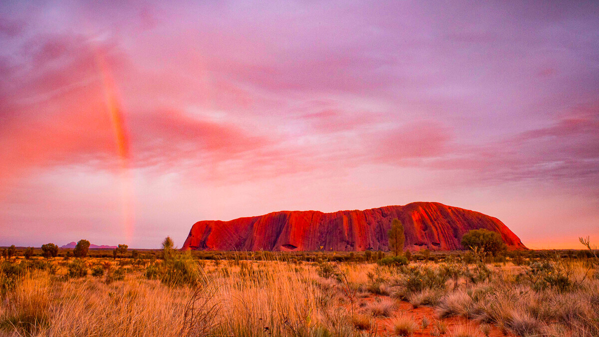 Red center: Telstra staff in the Northern Territory - home of Uluru - tricked indigenous customers into taking out expensive contracts. (Source: paul walker on Unsplash)