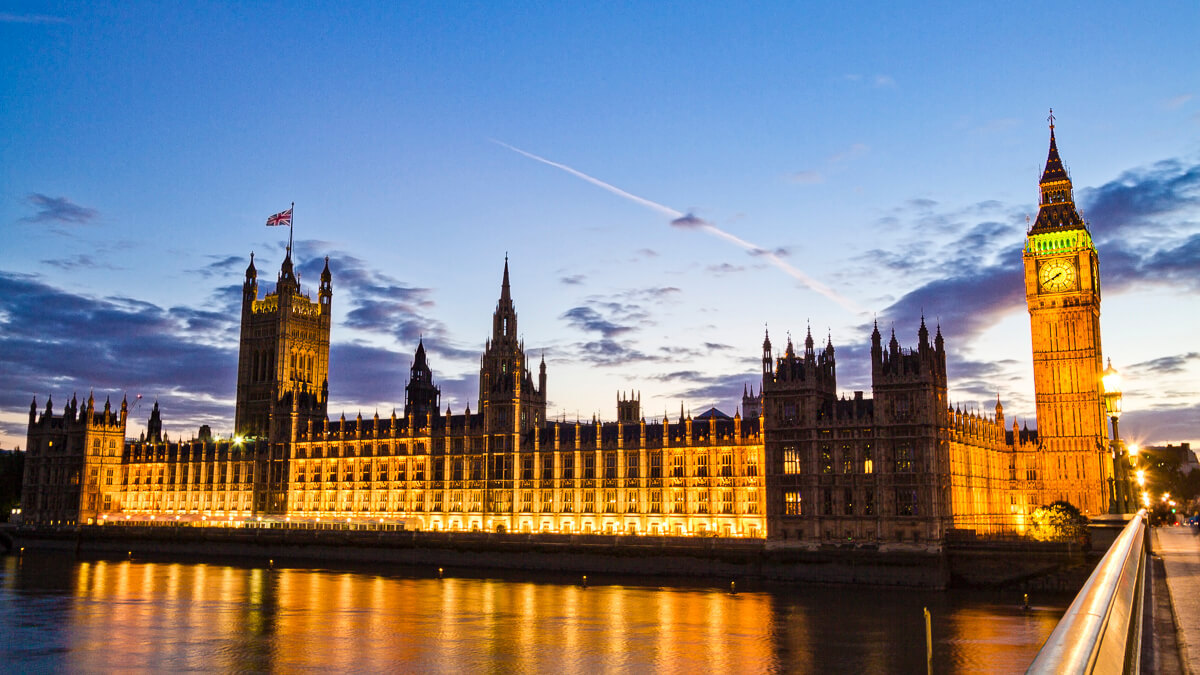 Before the House: The UK government is adding to the new pile of legislation intended to rein in the tech giants. Whether it's enforceable is another matter...  (Source: Michael D Beckwith on Flickr )