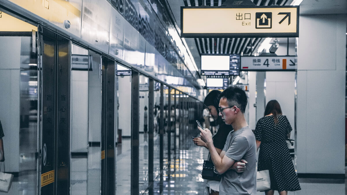 Killing time: China Mobile is the first of the big three Chinese operators ready to launch RCS 5G messaging.  