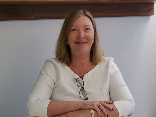 Three UK's Susan Buttsworth has faced a triple whammy of problems this year.