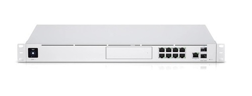 Ubiquity's 1-RU Unifi Dream Machine Pro is typically used for small and midsized businesses.