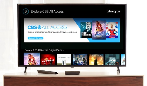 Comcast added CBS All Access to X1 this week, following an earlier integration on its Flex platform. The additions of Disney+ and ESPN+ should aid Comcast's plan to adapt its X1 software platform to smart TVs on a global basis.