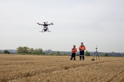 BT believes drones are useful, and not just ever-so-slightly sinister.  (Source: BT)