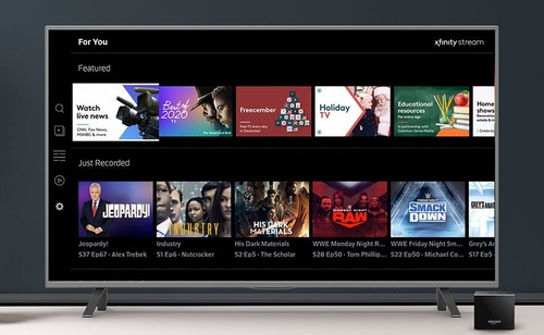 The launch on Fire TV devices expands the streaming universe for Comcast's 'Stream' pay-TV app.  