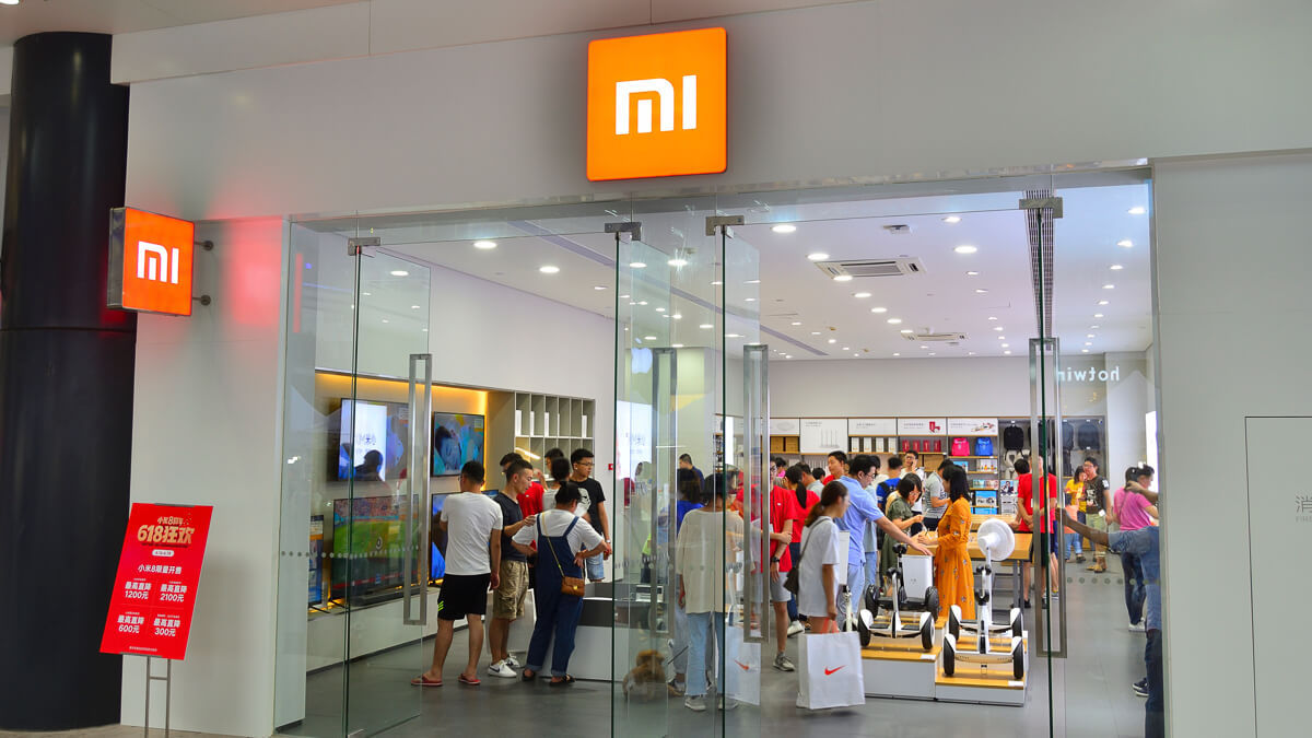 Sales deadline: US investors will have to shift their Xiaomi holdings soon – unless President-Elect Biden changes tack.