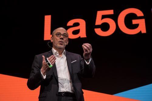 Orange's Stephane Richard is one of several European telco bosses now backing O-RAN.