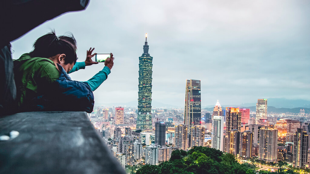 Best angle: Taiwan's president has marked out 5G as a key driver of high-end manufacturing and R&D.  (Source: Unsplash)
