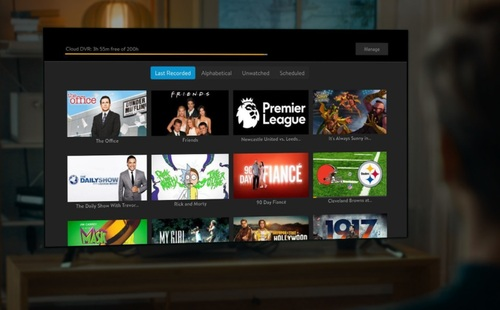To help soften the blow of the price increase for new subs, Sling TV has expanded the amount of cloud DVR storage offered for no added cost with its primary Blue and Orange packages as well as its premium-level DVR Plus service.