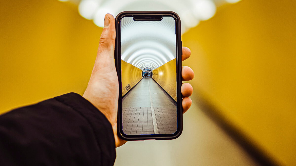 On and on: Like this tunnel in Stockholm, Tele2 sees the fallout from COVID-19 continuing for some time yet.  (Source: Mike Kienle on Unsplash)