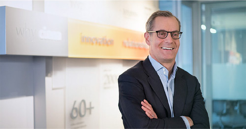 Ciena CEO Gary Smith is ready to capitalize on Huawei's problems.