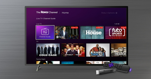 Reach and streaming hours at The Roku Channel, an offering that is supported on multiple streaming platforms outside the Roku universe, are growing at 2x the rate of Roku's own streaming platform, the company said.