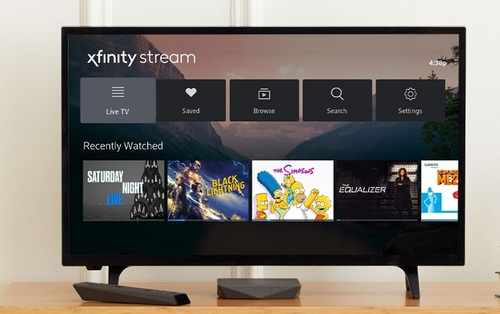 Xfinity Stream broadens the video option for Flex, a platform Comcast has tailored to its base of broadband-only customers.