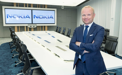 Nokia CEO Pekka Lundmark hopes 5G product improvements will pay off.