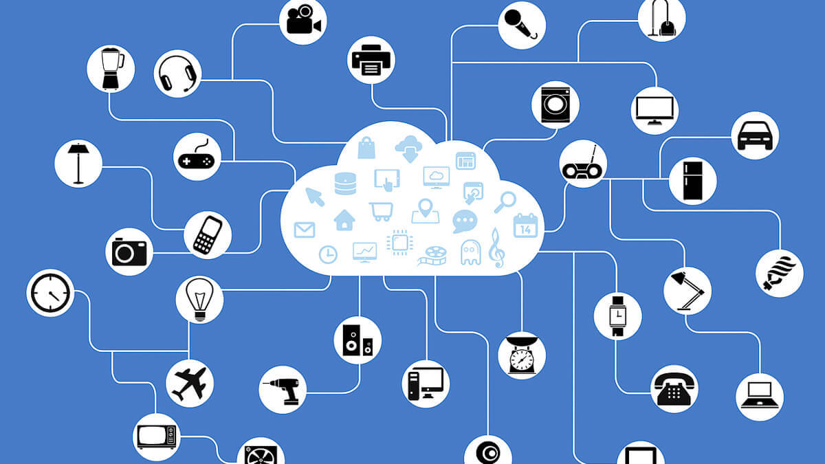It's in the clouds: Bad IoT is a problem – but Wirepas thinks it might have the solution.  (Source: jeferrb from Pixabay)