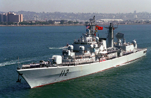 Amid a chips crisis, Chinese naval power could be on display in the South China Sea.