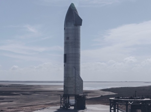 If it eventually proves to be a reliable launch vehicle, the high-capacity Starship rocket could enable SpaceX to vastly accelerate its deployment of Starlink satellites. SpaceX launched its fourth high-altitude flight test of Starship on March 30, resulting in another explosion. 