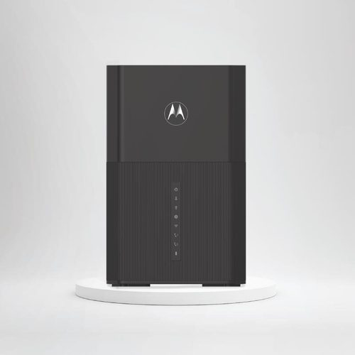 Minim says the Motorola MG8725, a product that will pursue retail and direct-to-operator sales, is the first in a family of new products from the company that will support Wi-Fi 6. 