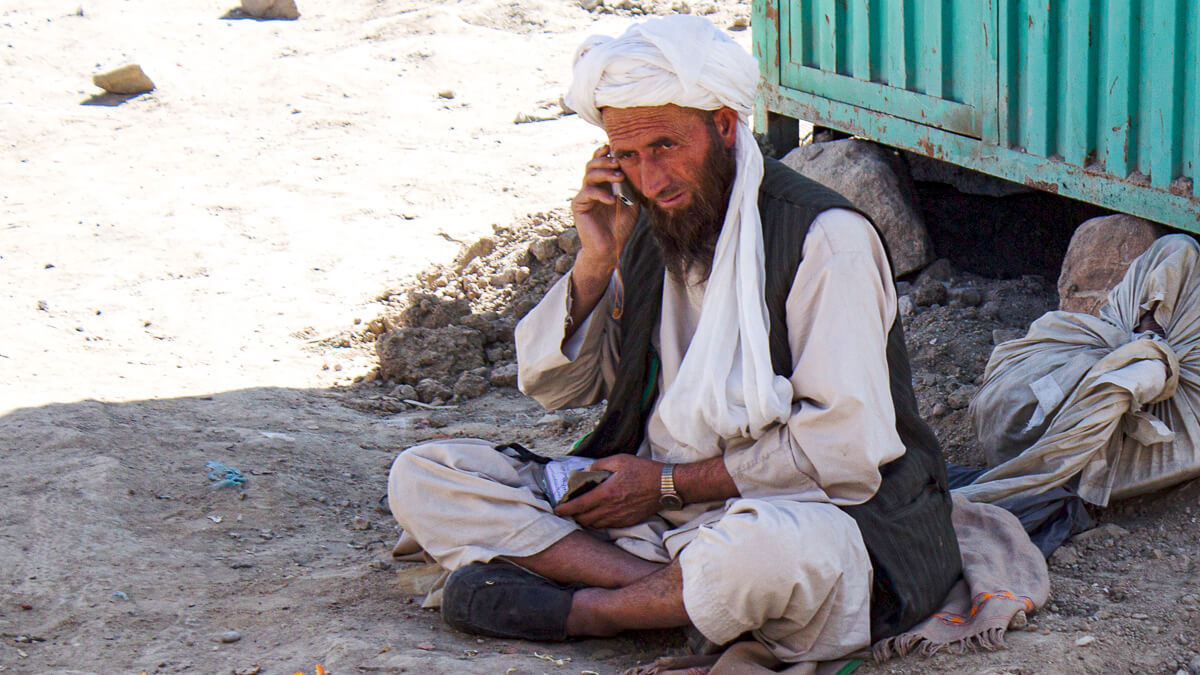 Open call: Etisalat's test in Afghanistan is the first in central Asia.(Source: Todd Huffman on Flickr CC2.0)